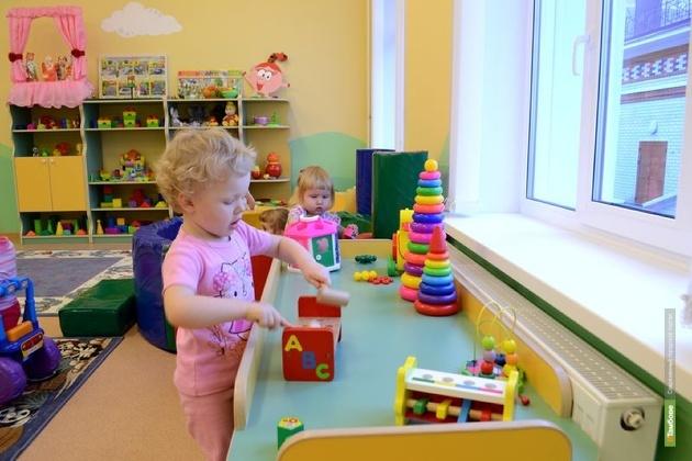 В детсады Тамбовщины поступят игрушки на 2,3 миллиона рублей