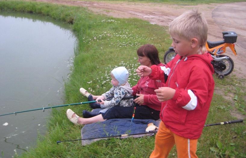 Юные тамбовчане посоревнуются в рыбной ловле