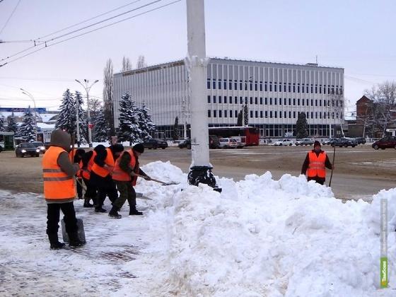 Комитет городского хозяйства работает в преддверии Нового года в усиленном режиме