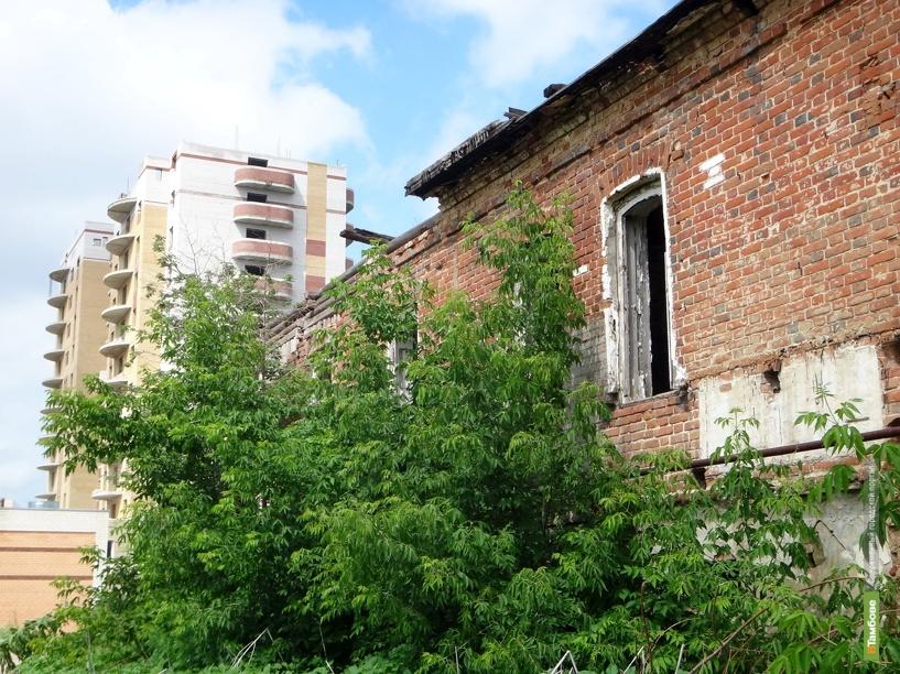 Депутаты тамбовской гордумы решили списать несколько домов на Коммунальной