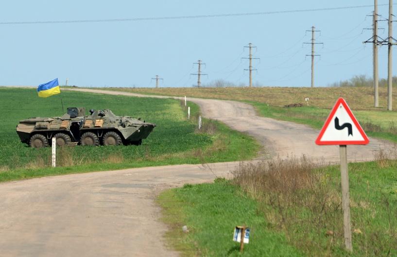 МИД РФ потребовало «прекратить карательную операцию» в Славянске