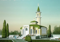 В Тамбове построят новую мечеть