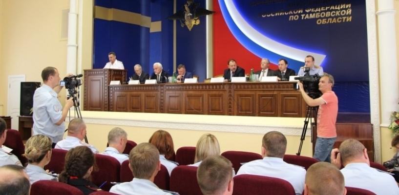 Раскрываемость преступлений в регионе на 20-30% выше среднего по округу и России