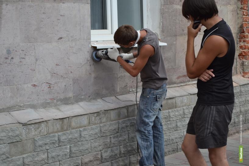 Тамбовские дворы отремонтируют за 151 миллион рублей