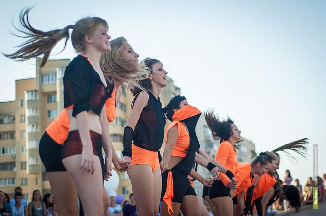 В Тамбове соберут «Танцевальную мозаику»