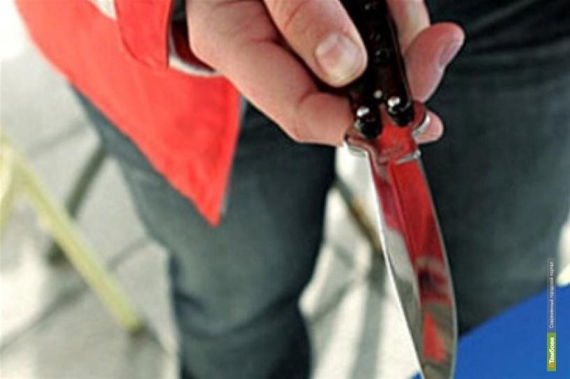 Неизвестный напал на тамбовского полицейского-отпускника