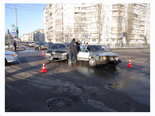 За неделю на Тамбовщине произошли 14 ДТП с пострадавшими