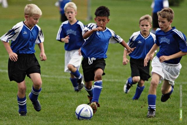 На Тамбовщине с начала года прошло более 300 соревнований среди несовершеннолетних