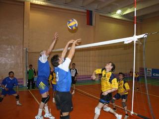 Тамбовские чиновники сразятся в волейбол с директорами спортшкол