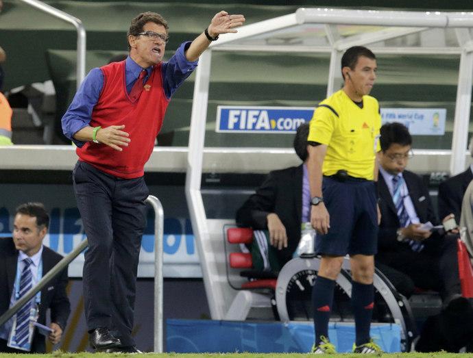 Футбольные чиновники: Капелло останется у руля сборной России