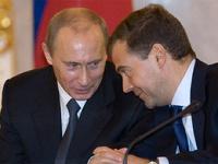 Путин предложил Медведеву пост главы «Единой России»