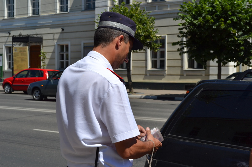 Тамбовские автоинспекторы возьмут под контроль ж/д переезды