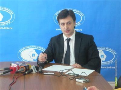 На Тамбовщине подтвердилась лишь треть жалоб по выборам