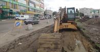 Ремонтные работы на бульваре Энтузиастов закончатся в следующем году