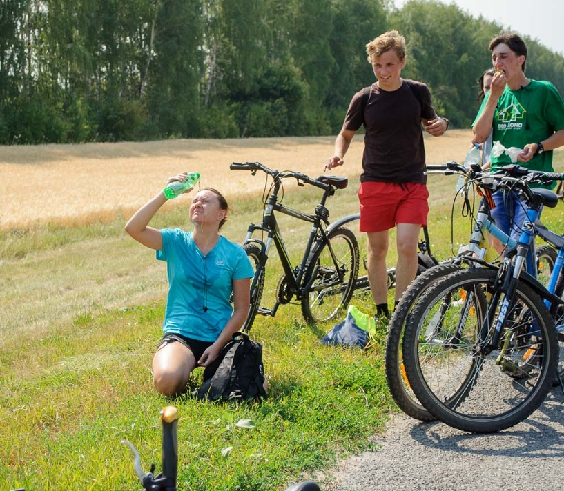ВелосипедуДА: за Бондарскими красотами
