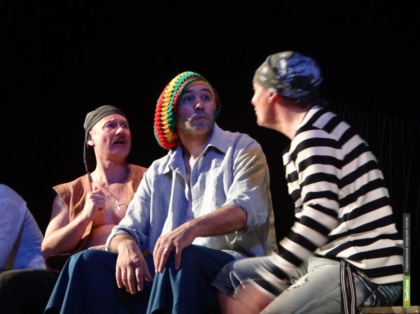 В тамбовском драмтеатре разгорелись шекспировские страсти