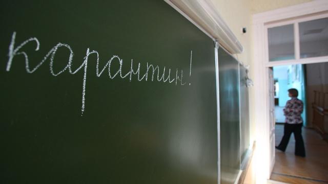 Более двадцати школ области закрыты на карантин