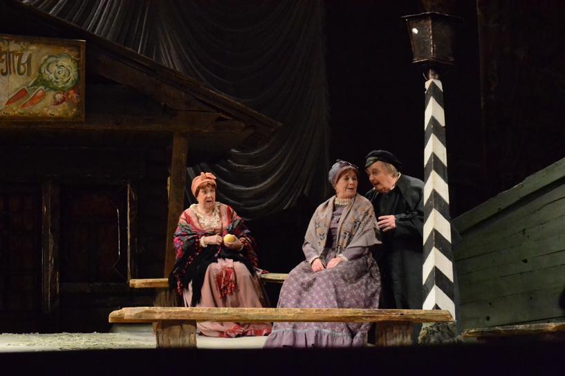 В рамках рыбаковского фестиваля тамбовчане покажут три спектакля