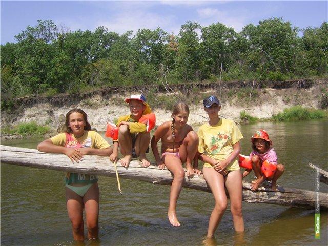 """Юных тамбовчан летом в районе """"Паруса"""" будут обучать плаванию"""