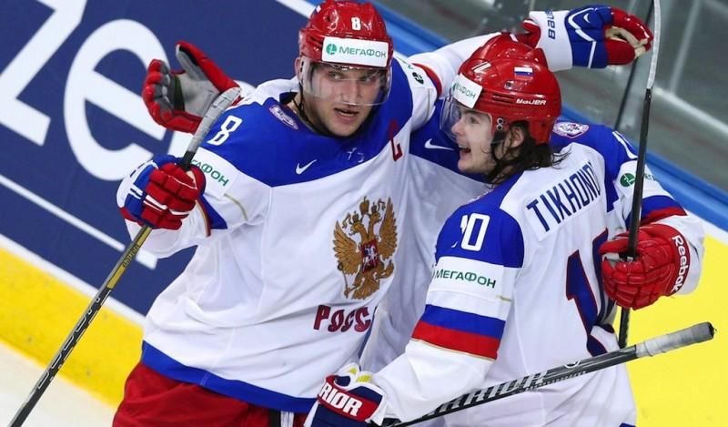 Сегодня решится, выйдет ли Россия в финал ЧМ по хоккею