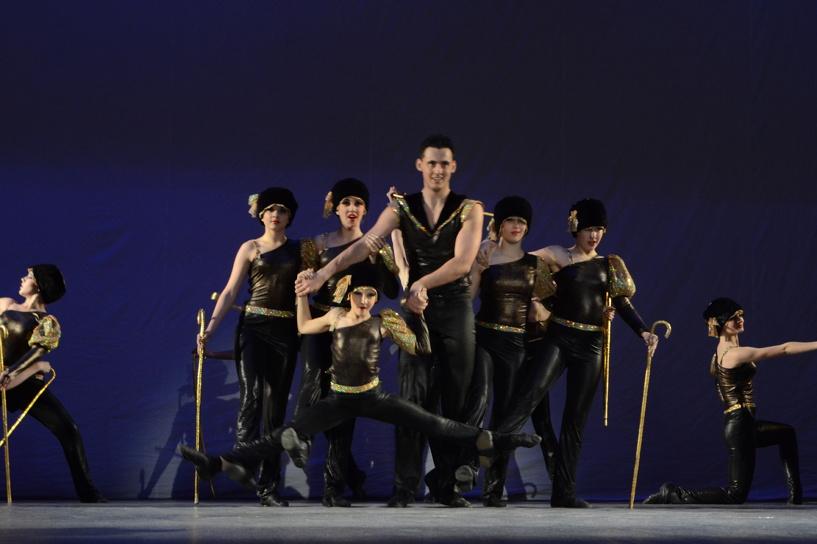 Тамбов победил на региональном фестивале «Студвесна 2014»