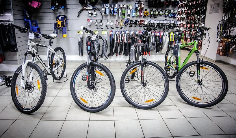 Спортивные магазины Тамбова: для тех, кому велосипед нужен всерьез и надолго