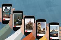 Социальная сеть Pinterest заговорила по-русски