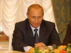 Владимир Путин стал дедушкой