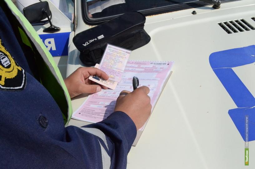 Юные тамбовчанки помогли задержать нерадивого водителя