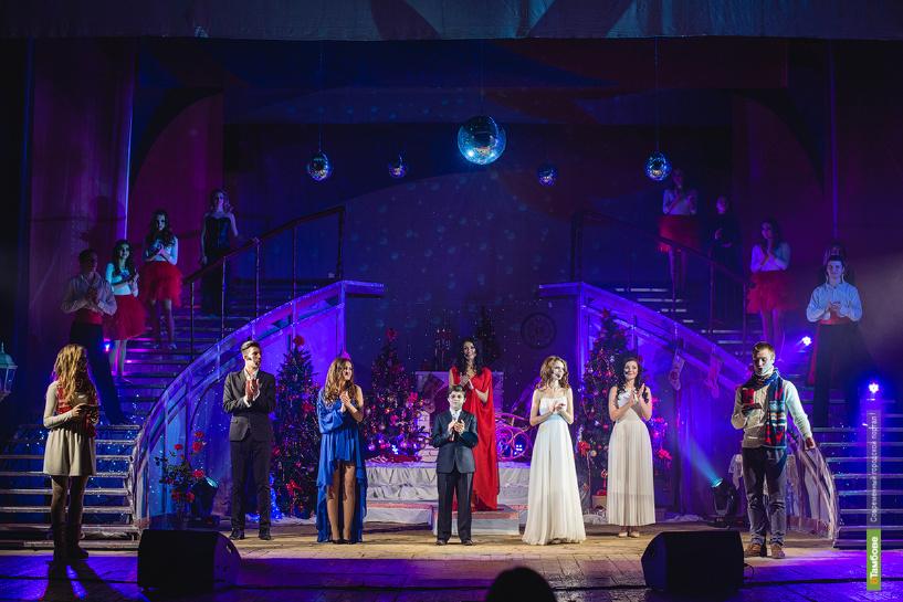 Концерты «Арены звёзд» собрали в Тамбове полные залы