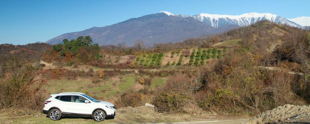 По самые мандарины: исследуем способности российского Nissan Qashqai