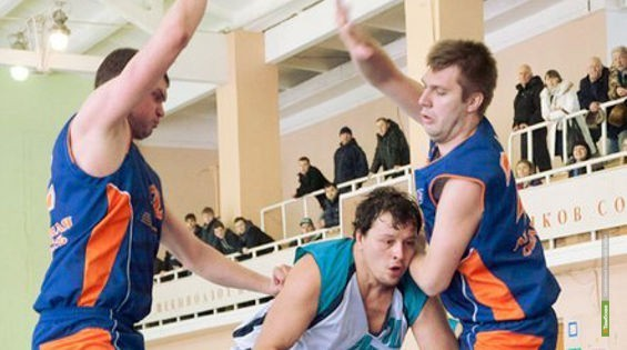 БК «Тамбов» дважды проиграл на выходных