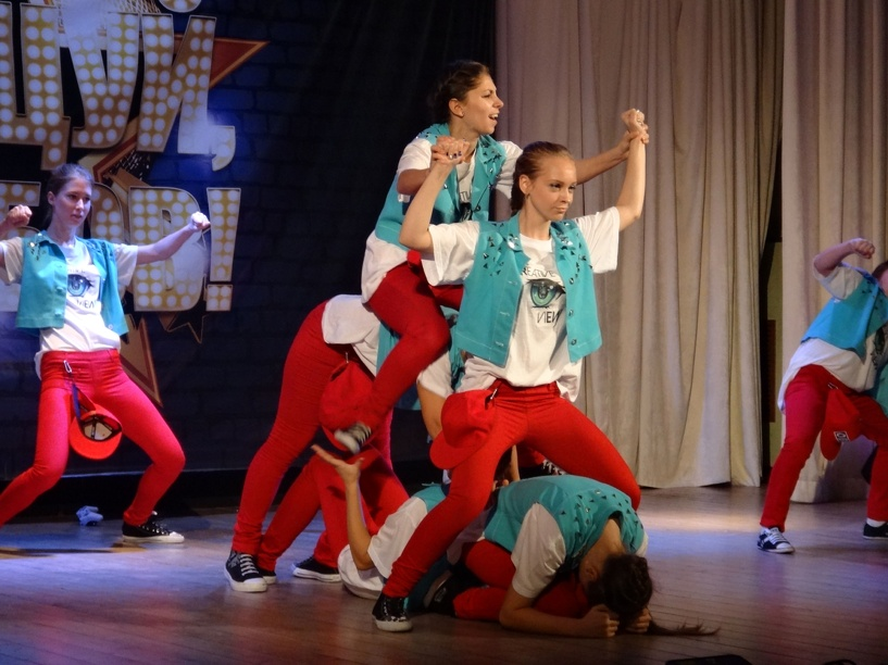 Мы там были: Финал конкурса «Танцуй, Тамбов-2»