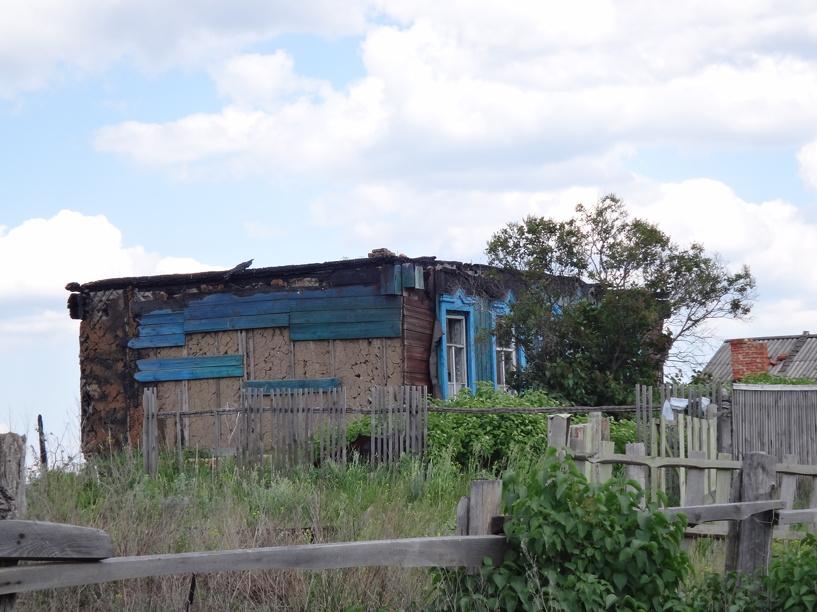 Моршанский пенсионер сгорел в собственном доме