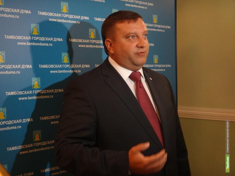 Глава Тамбова опроверг информацию о строительстве сквера имени Гейдара Алиева