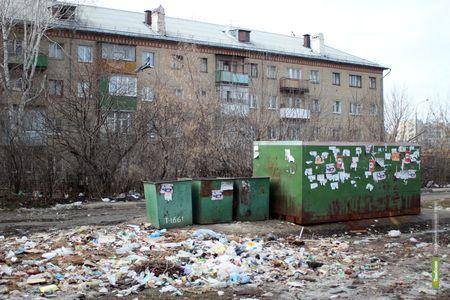 Тамбовские депутаты установили «мусорный лимит»