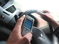 Водителям могут разрешить писать SMS в пробках