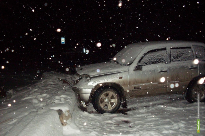За неделю в ДТП на Тамбовщине погибли 2 человека