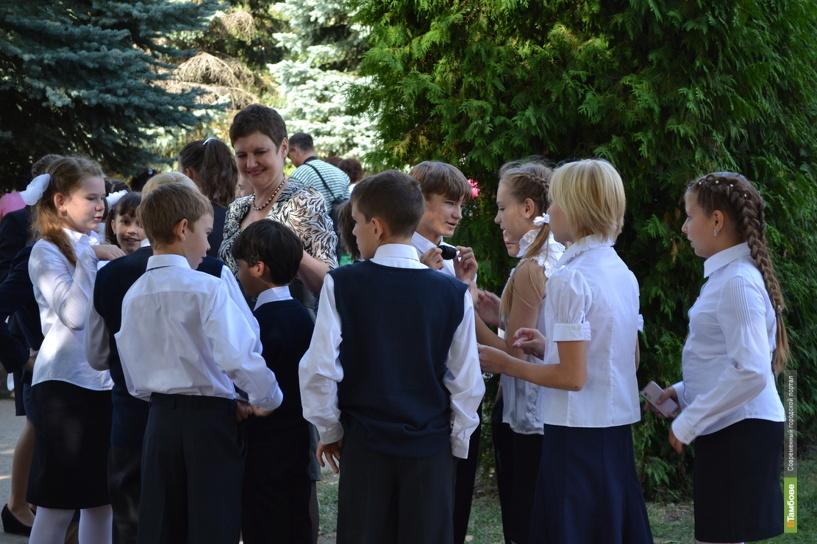 Тамбовским ученикам помогут собраться в школу