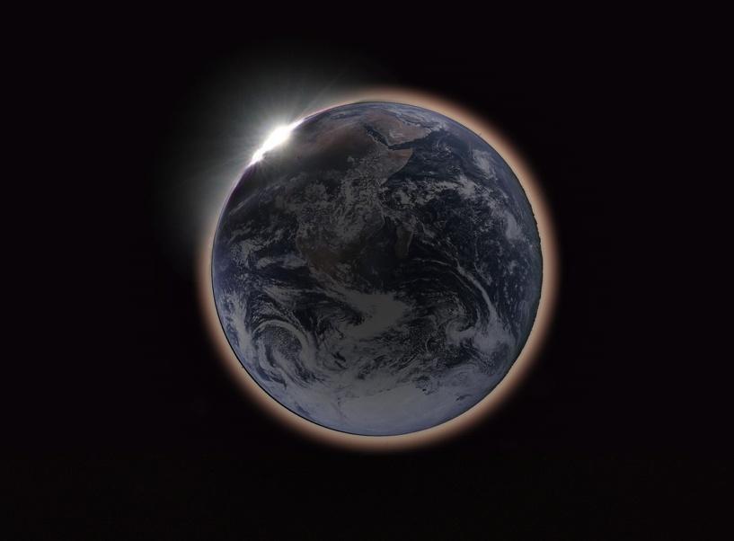 Жители России увидят солнечное затмение в день весеннего равноденствия