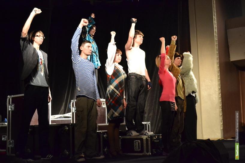 Молодежный театр покажет на день города «Тамбовские сказы»