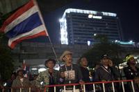 Таиландская оппозиция объявила о блокаде Бангкока