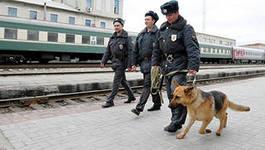 В Моршанске неизвестный сообщил о заложенной бомбе на вокзале