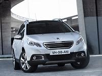 Peugeot начнет продавать в России кроссовер 2008
