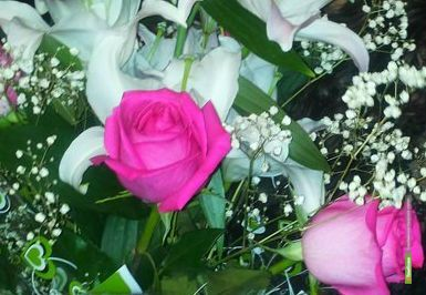 Тамбовчанин украл букет цветов для своей девушки
