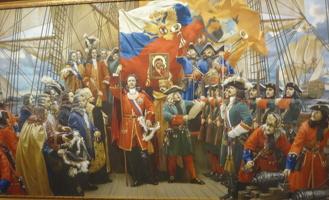 В Тамбове появилась военно-историческая галерея