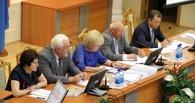 Областная дума подвела итоги 2014 бюджетного года