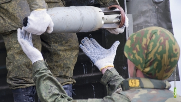 Полицейские обнаружили 6 боевых снарядов в Тамбовском районе