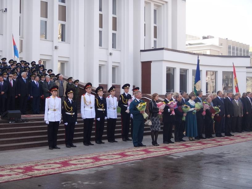 Тамбовская область отмечает своё 77-летие
