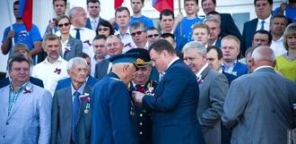 Тамбовчан приглашают отметить День государственного флага